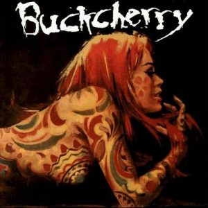 BUCKCHERRY-BUCKCHERRY-CD
